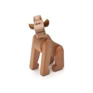 Ørskov Gorilla Small Puulelu