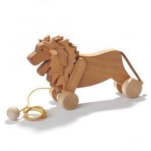 Ørskov Lion Large Puulelu