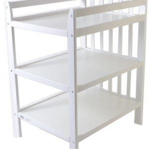 2ME Hoitopöytä Basic Valkoinen