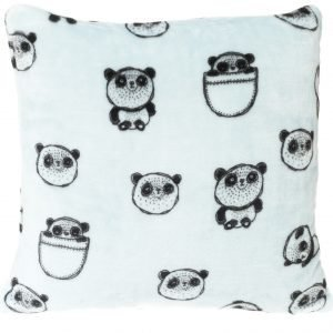 4living Pandanen Tyyny Soft Vaaleansininen 45x45 Cm