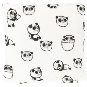 4living Pandanen Tyyny Soft Valkoinen 45x45 Cm