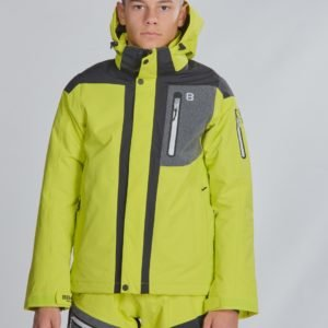 8848 Altitude Aragon Jr Jacket Takki Vihreä