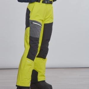 8848 Altitude Defender Jr Pant Toppahousut Vihreä