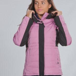 8848 Altitude Mini Jr Jacket Takki Vaaleanpunainen