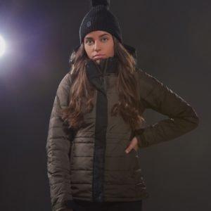 8848 Altitude Mini Jr Jacket Takki Vihreä