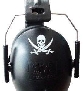 A-safety Kuulosuojaimet Musta
