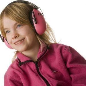A-safety Kuulosuojaimet Vaaleanpunainen