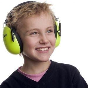 A-safety Kuulosuojaimet Vihreä
