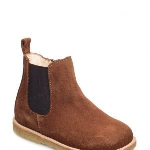 ANGULUS Chealsea Boot W. Elastic And Zip