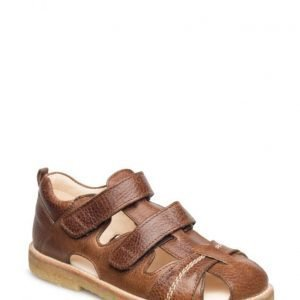 ANGULUS Sandal With 2 Velcro Closures