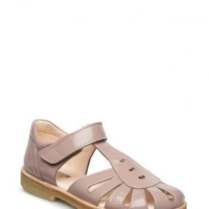 ANGULUS Sandal With Harts And Velcro Closure