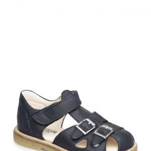 ANGULUS Sandal With Two Buckles In Front