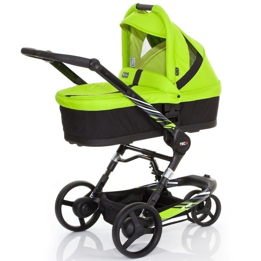 Abc Design 3tec Plus Lime Yhdistelmävaunut