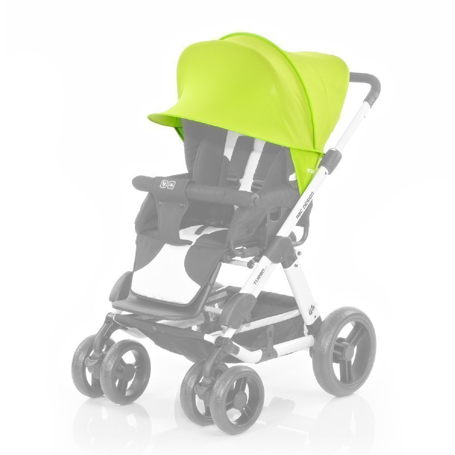Abc Design Aurinkosuoja Sunny Plus Lime