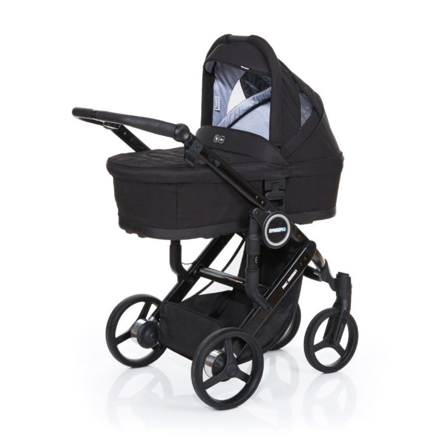 Abc Design Mamba Plus Kuomu Black / Runko Black / Istuin Black Rattaat