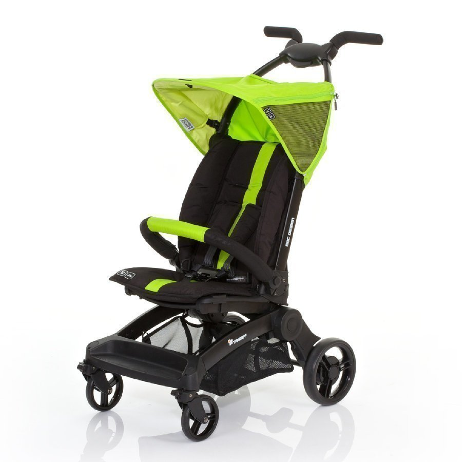 Abc Design Take Off Lime Matkarattaat