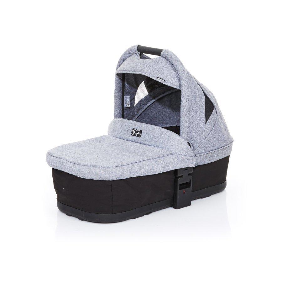 Abc Design Vaunukoppa Plus Black Graphite Grey