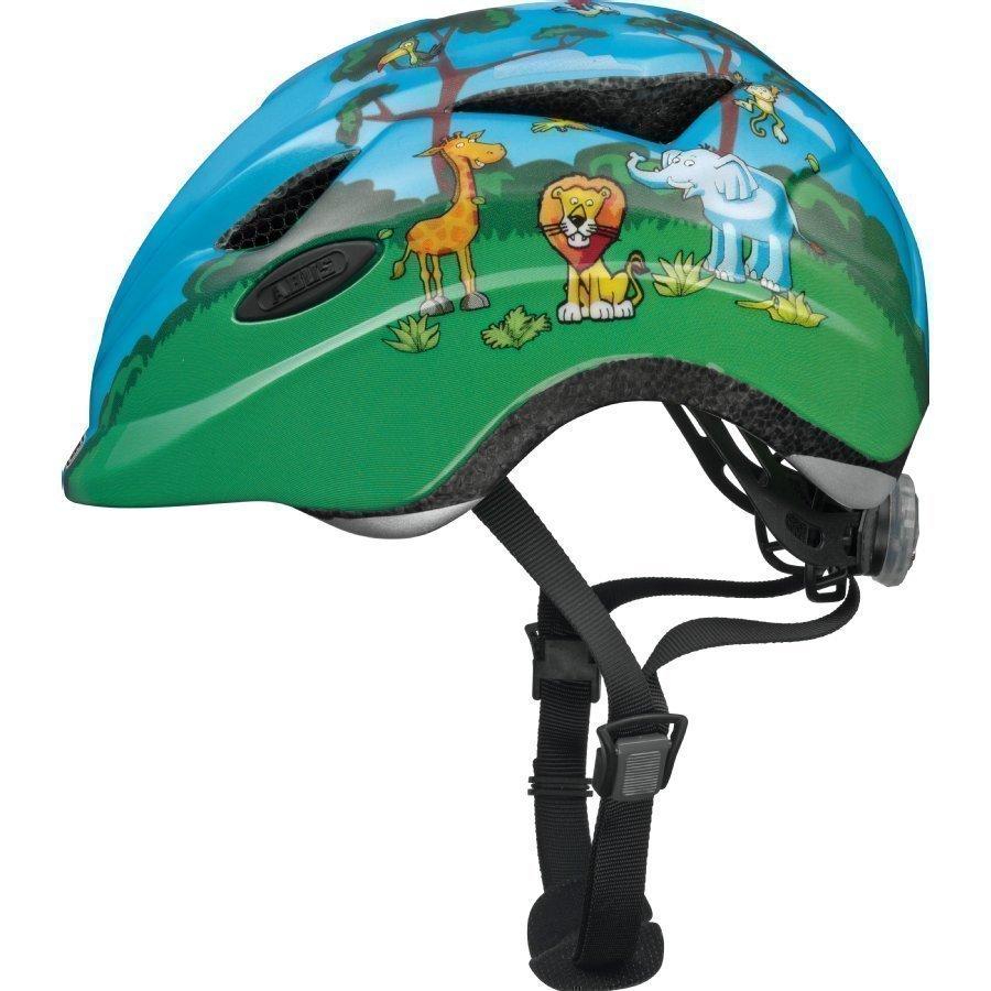 Abus Anuky Lasten Pyöräilykypärä M Jungle