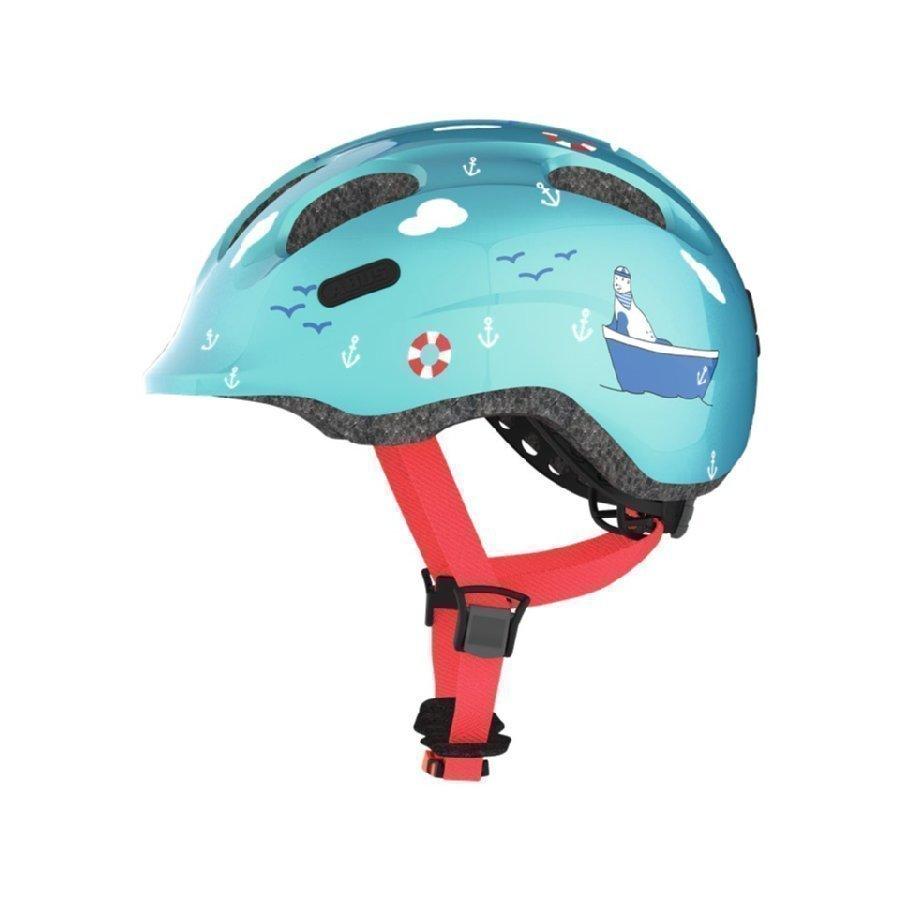 Abus Smiley 2.0 Lasten Pyöräilykypärä Turquoise Sailor