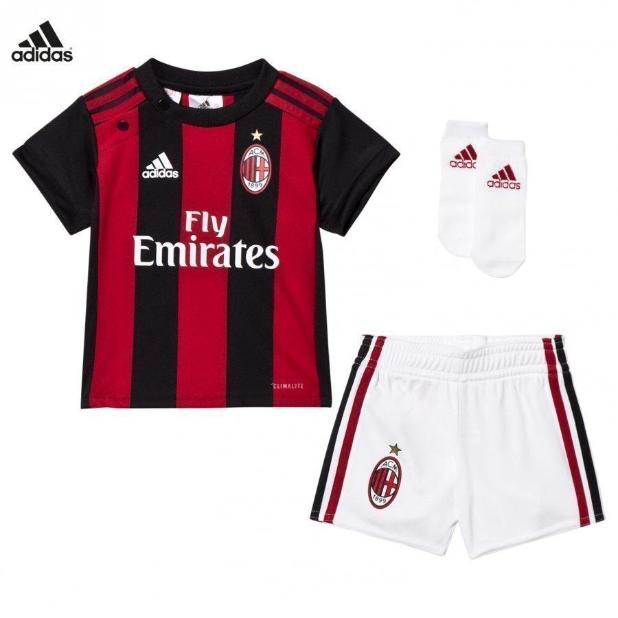 Ac Milan ´17 Baby Home Kit Jalkapalloasu