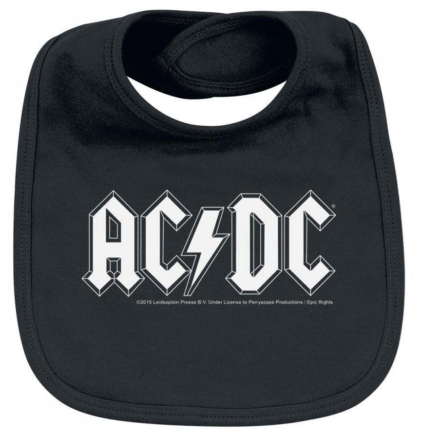 Ac/Dc Logo Ruokalappu