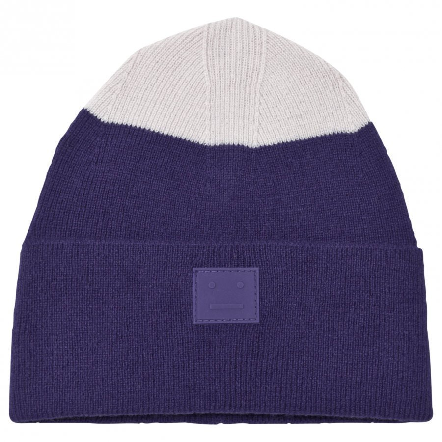 Acne Studios Wool Mini Kosta Hat Royal Blue Pipo
