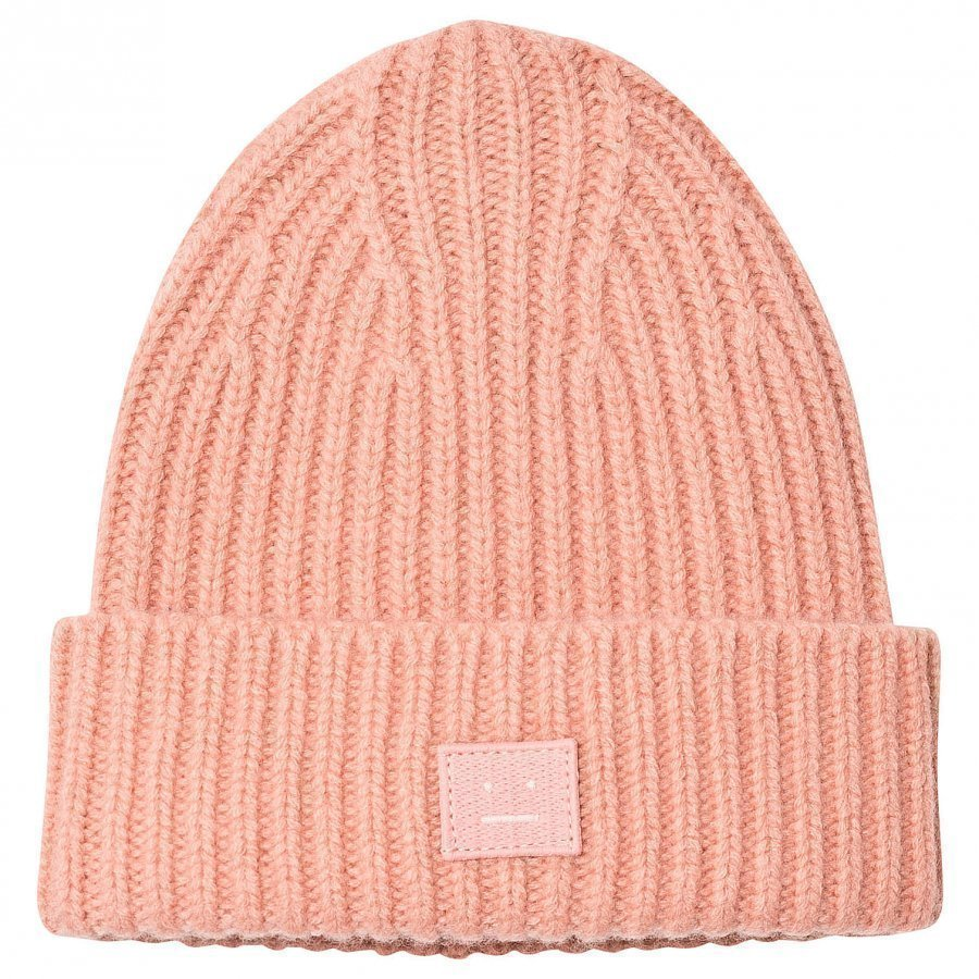 Acne Studios Wool Mini Pansy Hat Pale Pink Pipo