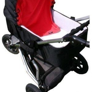 AddBaby Lastenvaunusuoja Punainen