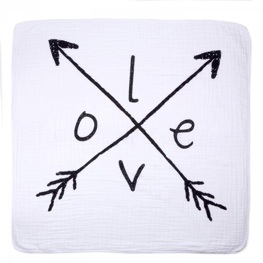 Aden + Anais Dream Blanket Lovestruck Huopa