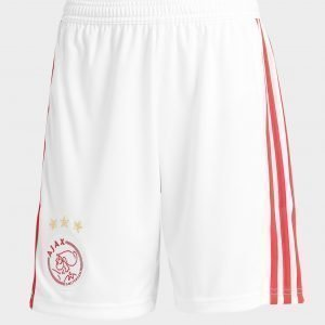 Adidas Ajax 2018/19 Home Shortsit Valkoinen