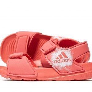 Adidas Altaswim Sandals Infant Vaaleanpunainen