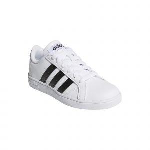 Adidas Baseline K Tennarit Nuorten Valkoinen