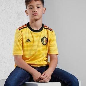 Adidas Belgium 2018 Away Shirt Kulta