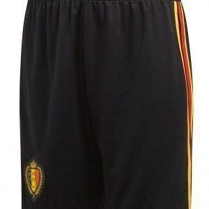 Adidas Belgium 2018 Away Shorts Musta