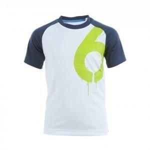 Adidas Boys Lrq Tee Urheilullinen T-paita Valkoinen / Värikäs
