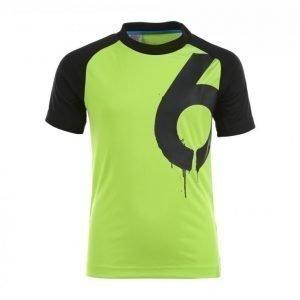 Adidas Boys Lrq Tee Urheilullinen T-paita Vihreä / Sininen
