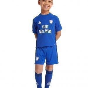Adidas Cardiff City 2017/18 Home Kit Sininen