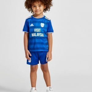 Adidas Cardiff City Fc 2018/19 Home Kit Sininen