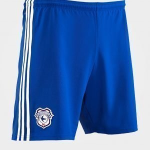Adidas Cardiff City Fc 2018/19 Home Shorts Sininen