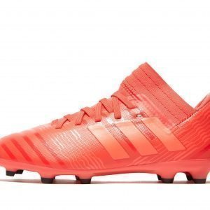 Adidas Cold Blooded Nemeziz 17.3 Fg Coral / Red