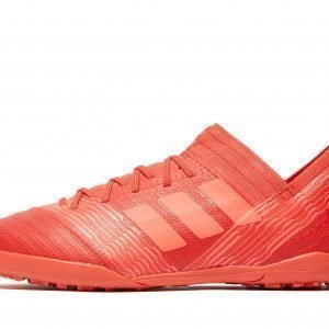 Adidas Cold Blooded Nemeziz 17.3 Tf Coral / Red
