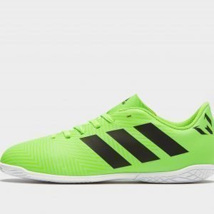 Adidas Energy Mode Nemeziz 18.4 Messi Indoor Vihreä