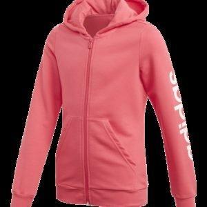 Adidas Essentials Lin Fz Hood Huppari