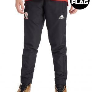 Adidas Fa Wales 2018/19 Woven Pants Musta