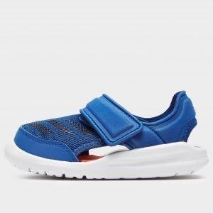 Adidas Fortaswim Sandals Infant Sininen