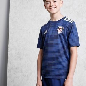 Adidas Fulham Fc 2018/19 Away Shirt Laivastonsininen
