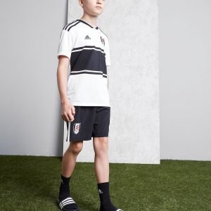 Adidas Fulham Fc 2018/19 Home Shorts Musta