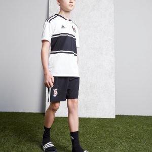 Adidas Fulham Fc 2018/19 Home Shorts Musta