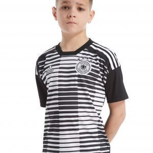 Adidas Germany 2018 Pre-Match Top Valkoinen