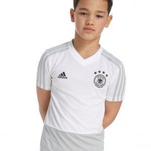 Adidas Germany 2018 Training Jersey Valkoinen